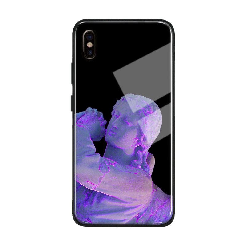 Aesthetic Statue Case for iPhone