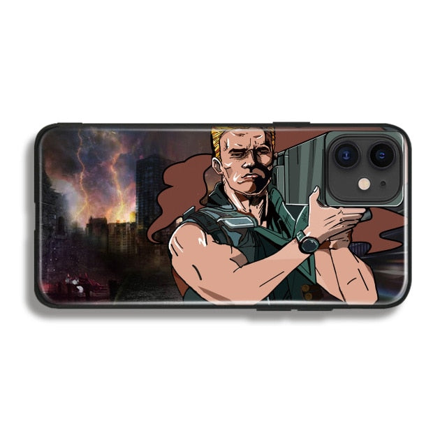 Arnold Schwarzenegger iPhone 11 Case