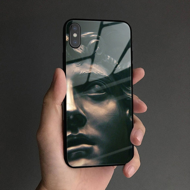 Aesthetics Art Phone Case for iPhone