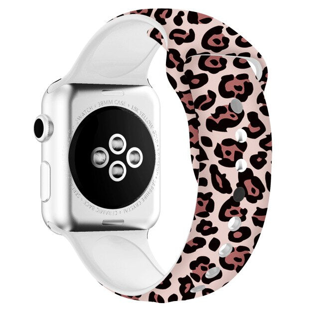 Colorful Pattern Band for Apple Watch