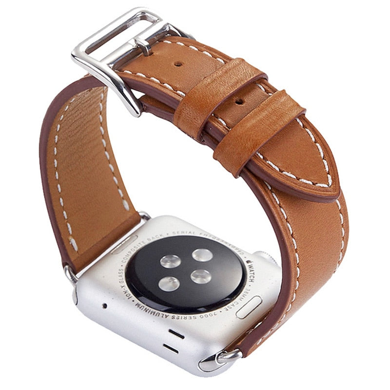 Leather Classy Band For Apple Watch