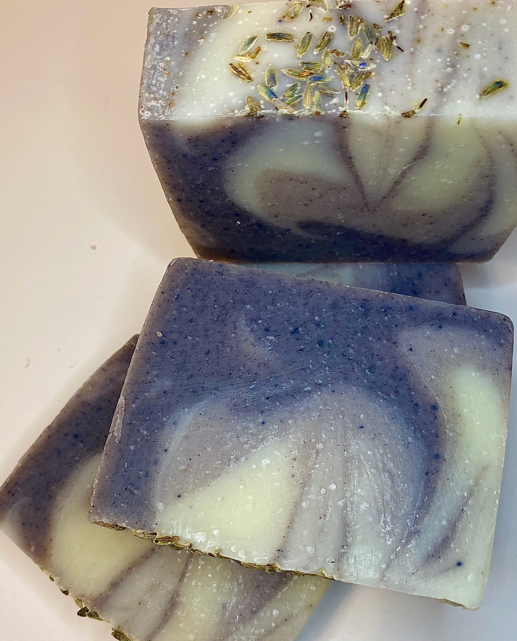Relaxed Lavender Shampoo Bar