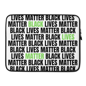 Black Lives Matter Laptop Sleeve