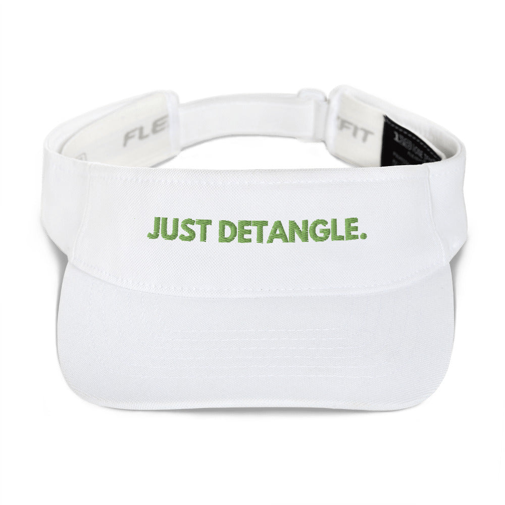 Just Detangle Visor
