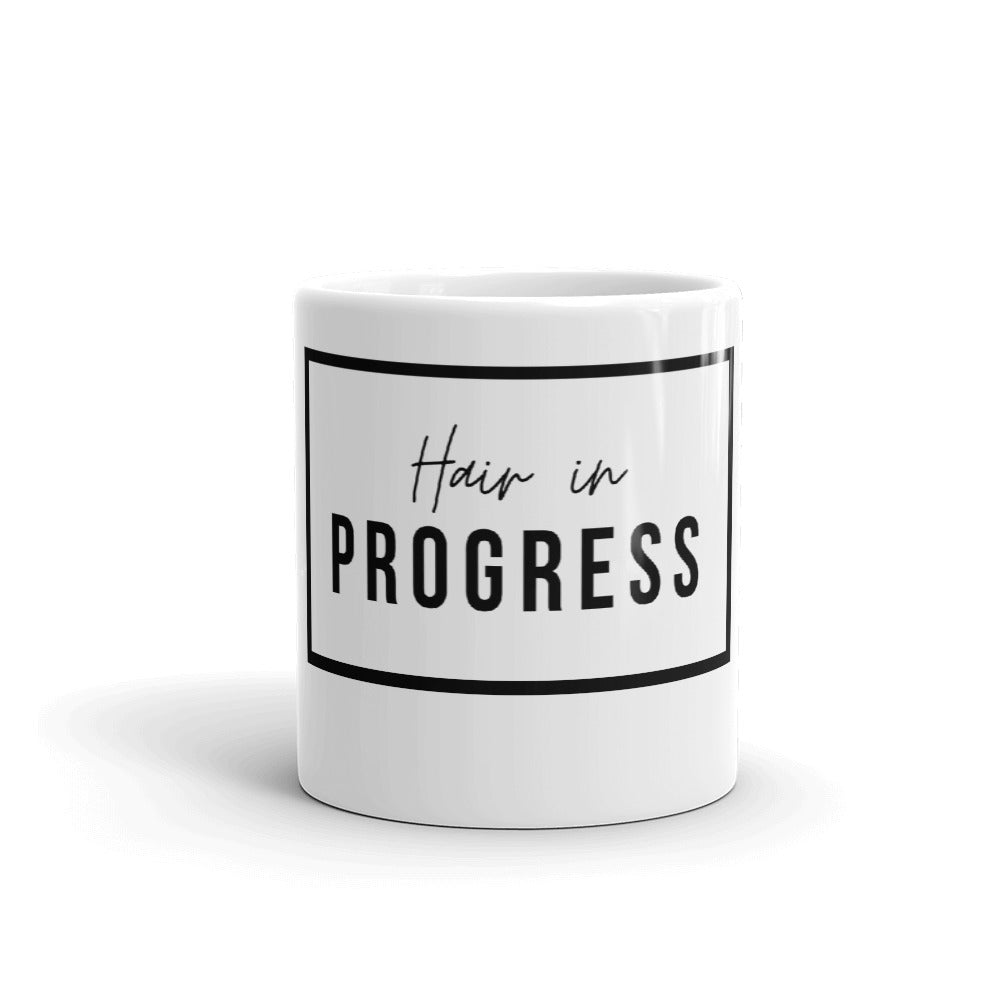 Hair in Progress Mug