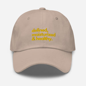 Hair Goals Dad Hat