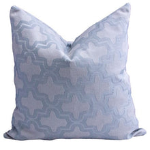 Load image into Gallery viewer, 20x20 - Light Aqua Pillow Cover