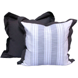 Feature Pillow ONE of a KIND Design - Inside Out Performance Fabric