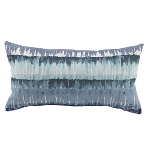 Aqua and Blue Pillows - Includes Inserts