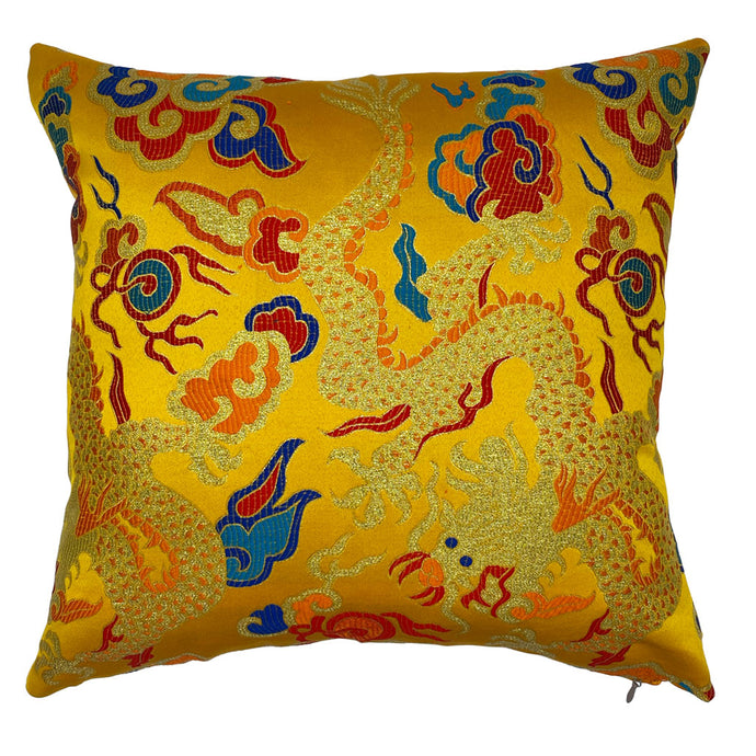 Dragon Obsessed Pillow Cover
