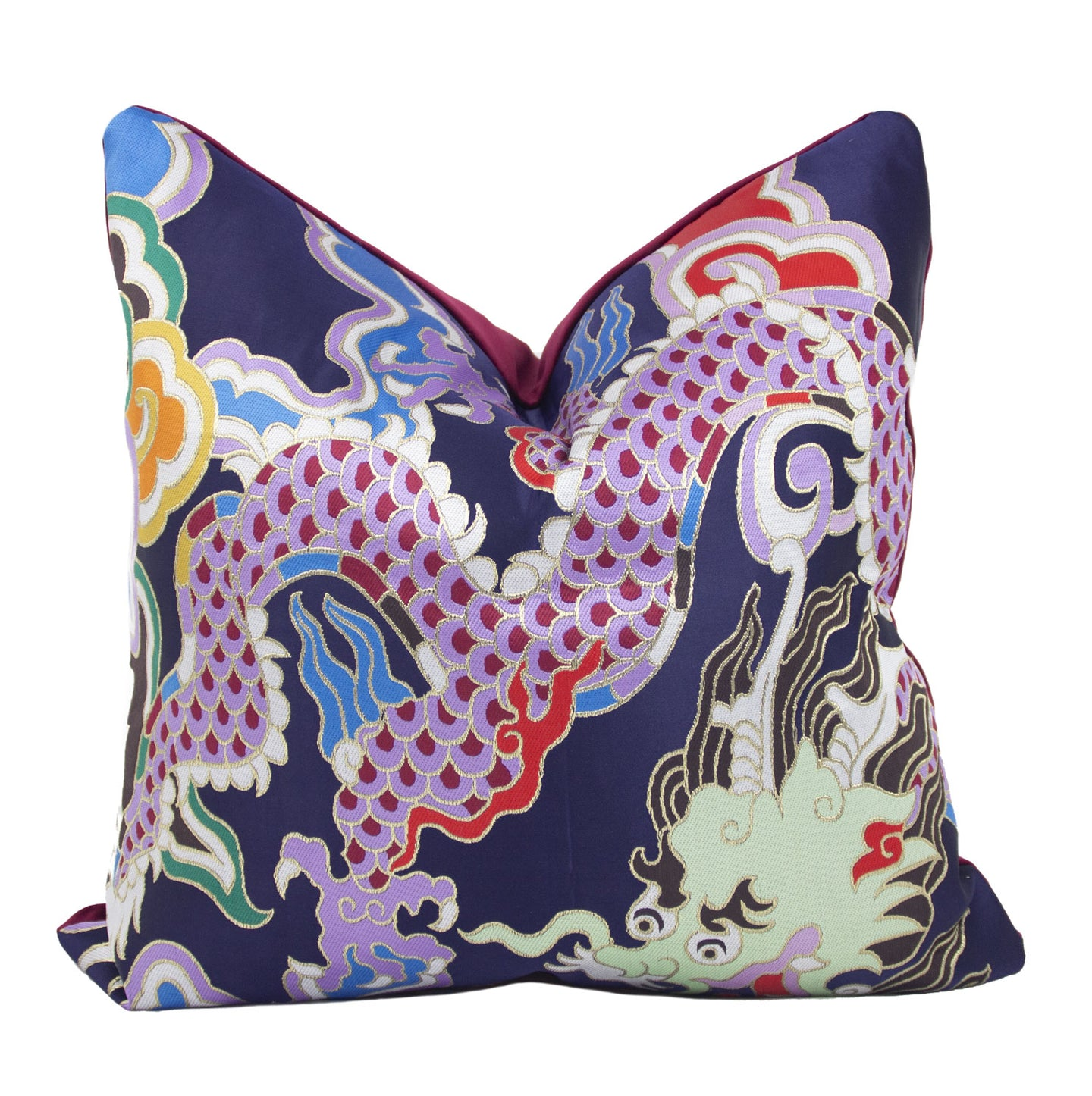 22x22 - Dragon Obsessed Pillow Cover