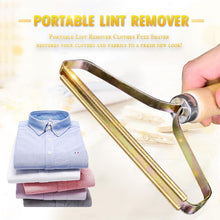 Load image into Gallery viewer, Portable Lint Remover Brush Tool for Sweater Woven Coat Sweater Shaver