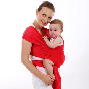 Lollehy Baby Sling Carrier & Nursing Wrap
