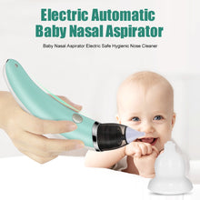 Load image into Gallery viewer, Baby Nasal Aspirator Nose Cleaner