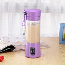 Load image into Gallery viewer, 'Blend-N-Go' - Rechargeable Bottle Blender