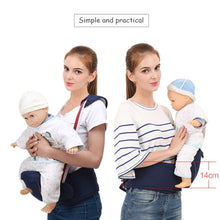 Load image into Gallery viewer, Lollehy Original Baby Hip Seat with strap
