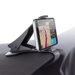 Universal Car Phone Clip Holder Mount