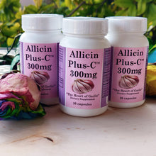 Load image into Gallery viewer, Allicin Plus C - 3 Pk ( 3 Bottles)   FREE SHIPPING