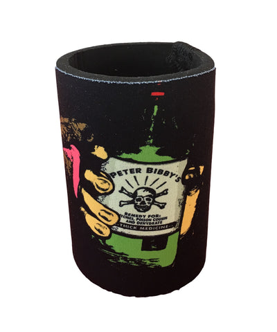 "Peter Bibby ""Medicine"" Stubby Holder"