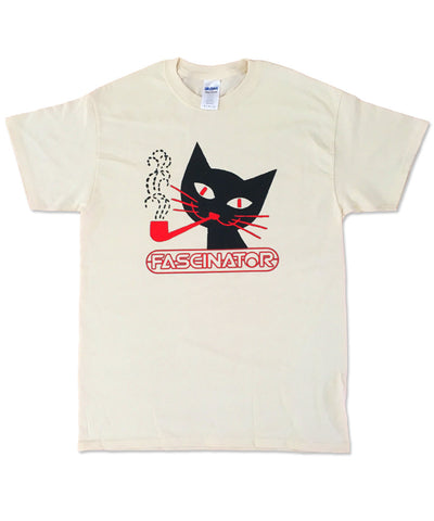 """Fascinator Cat"" t-shirt - Guys"
