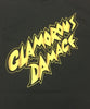 """Glamorous Damage"" black t-shirt - Guys"
