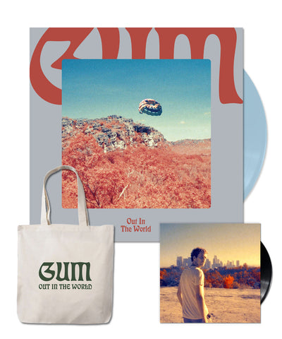 """Out In The World"" LP + ""Airwalkin'"" 7"" - PREORDER"