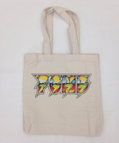 """Pond Lightning"" Tote Bag"