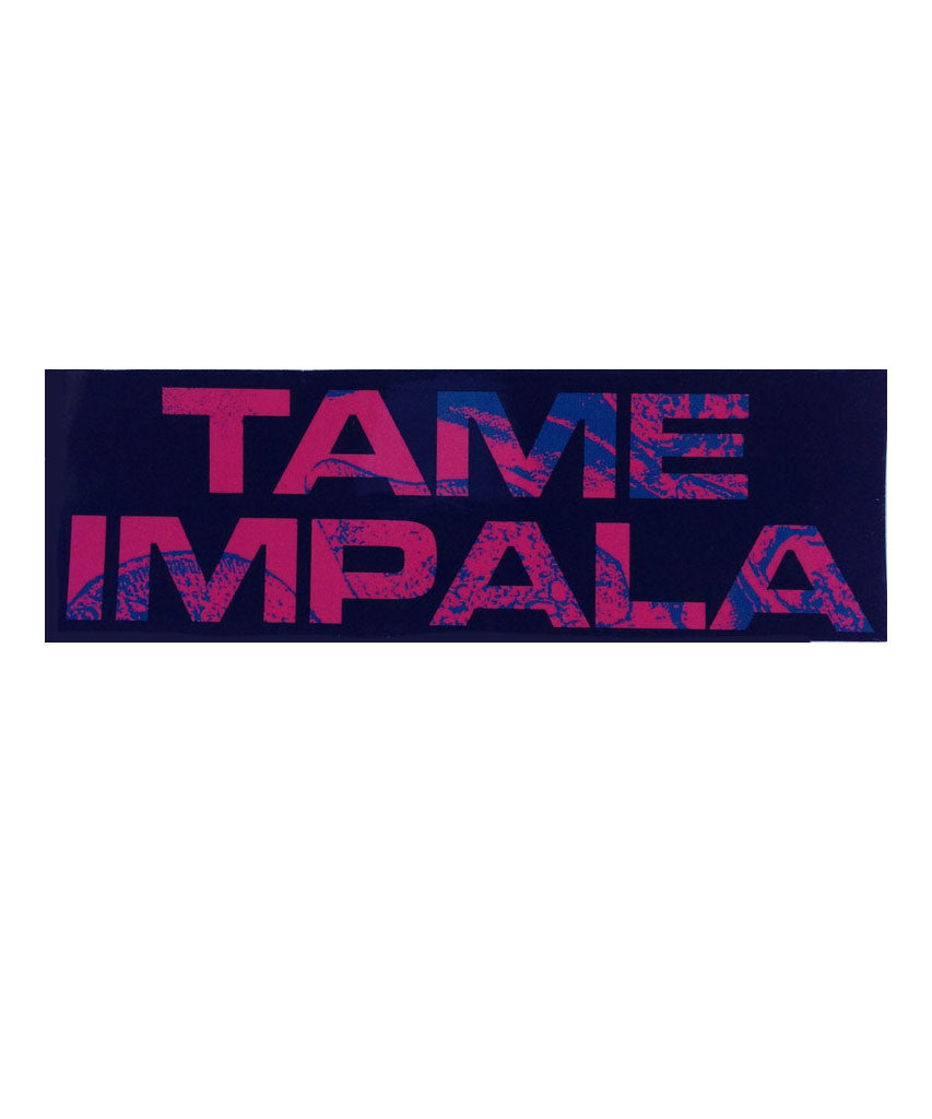 """Tame Font"" sticker"