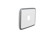 Light Switch Cover - 1 Gang  - Silver White