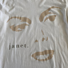Load image into Gallery viewer, '92 Janet Jackson shirt Sz L