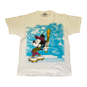 90s Mickey Mouse shirt Sz XL