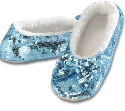 Snoozie Ballet Slipper