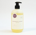 DANI Naturals body wash lavender lemongrass