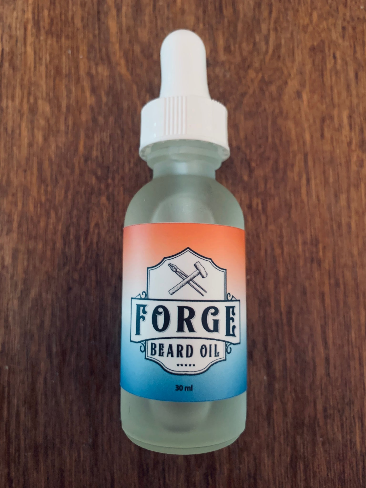 Beard Oil - Lavender Bergamot - 1 oz.