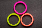 Load image into Gallery viewer, Womens Classic Silicone Ring - Bright