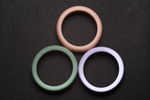 Load image into Gallery viewer, Womens Classic Silicone Ring - Pastel