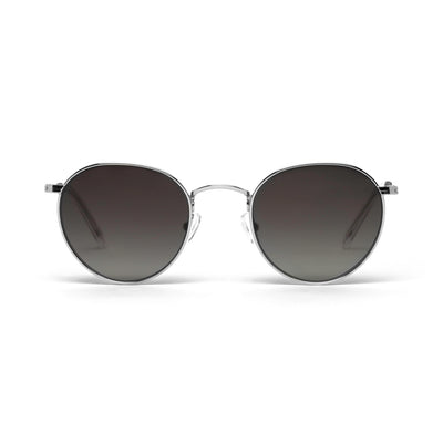 Ashton Silver Grey Gradient Lens