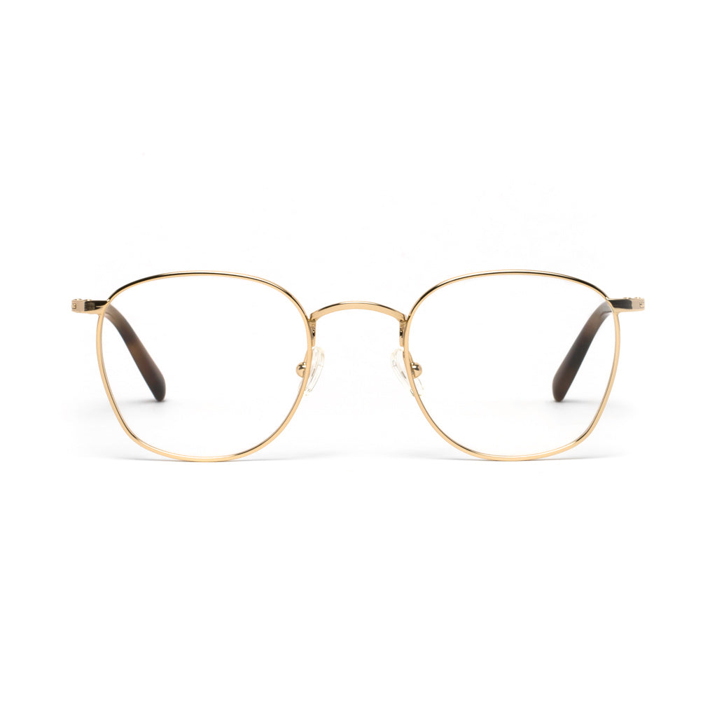 Harper Gold with Tortoise Shell Temples