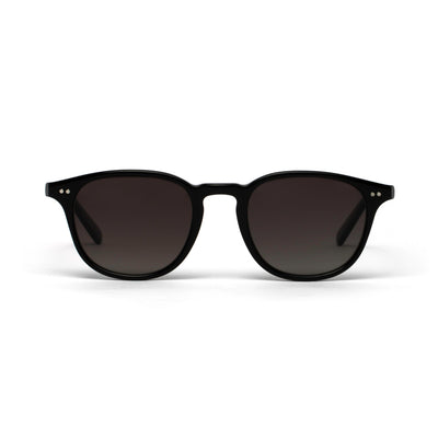 Morgan Black Grey Lens