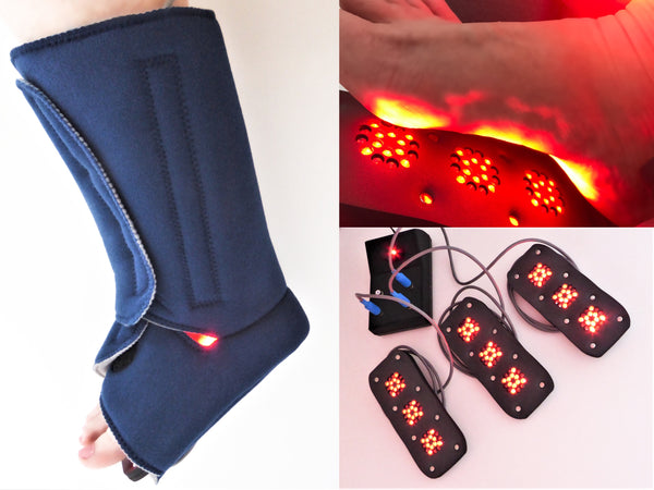 Infrared Light Therapy Boot
