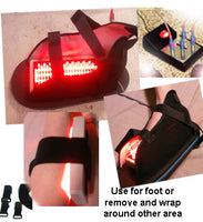 Infrared Light Shoe