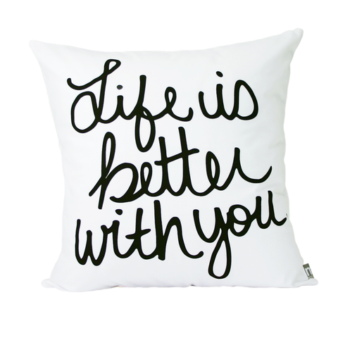 Better With You (white)
