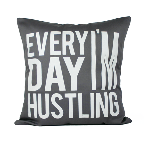 Hustle (gray)