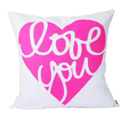 Love You (pink)