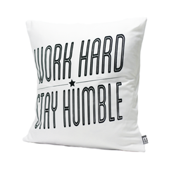 Stay Humble (white)