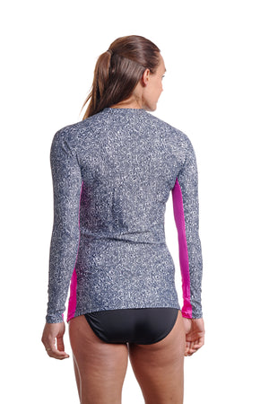 Maternity Rash Guard - Long Sleeve
