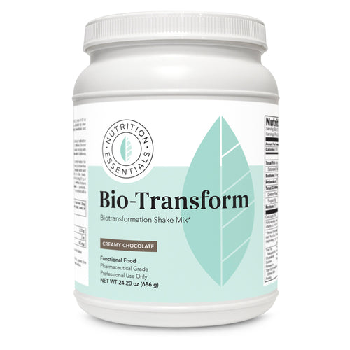 Bio Transform Chocolate Front