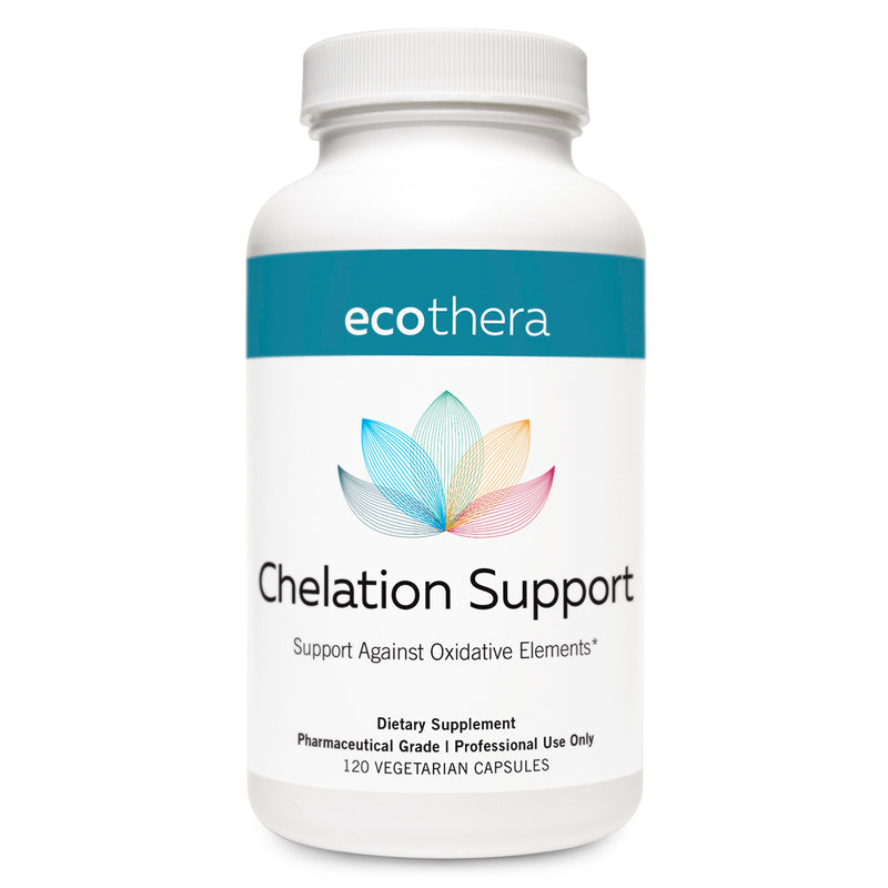 Chelation Support Front