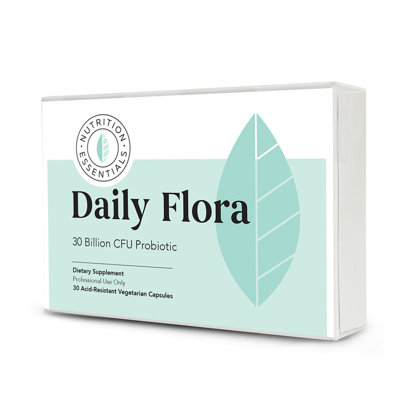 Daily Flora Front
