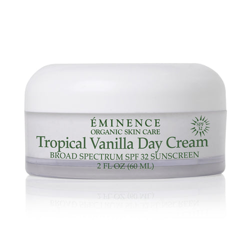 Tropical Vanilla Day Cream SPF 32